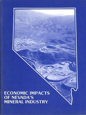 The economic impacts of Nevada's mineral industry