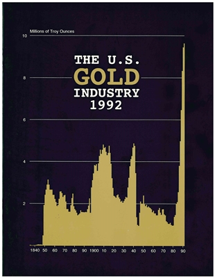 The U.S. gold industry 1992