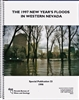 The 1997 New Year's floods in western Nevada [BOOK AND PLATE]