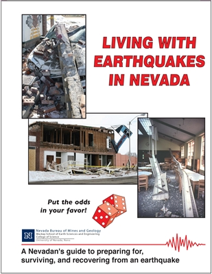 Living with earthquakes in Nevada (third edition)