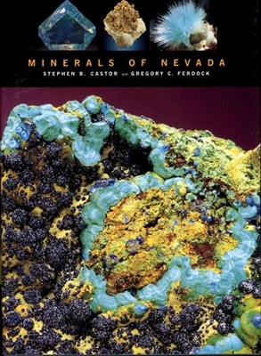 Minerals of Nevada [POSTER]