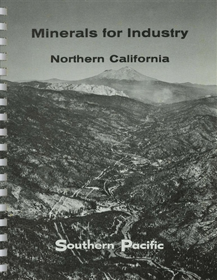 Minerals for industry--Northern California: Summary of geological survey of 1955-1961 (Volume 2)