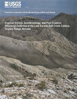 Eruptive history, geochronology, and post-eruption structural evolution of the late Eocene Hall Creek caldera, Toiyabe Range, Nevada