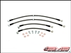 Brake Lines - AMS Stainless Steel Brake Lines (Evo X)