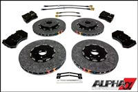 Brake Kit - Alpha Performance Carbon Ceramic (R35 GT-R)
