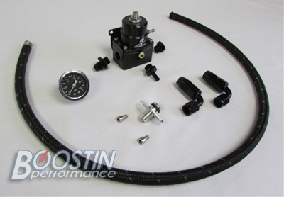 Fuel Pressure Regulator Kit - Boostin Performance Fuel Pressure Regulator Kit (DSM/Evo 8/9)
