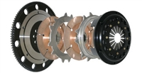 Clutch Kit - Competition Clutch Twin Disc Clutch Kit (Evo 8/9)