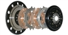 Clutch Kit - Competition Clutch Twin Disc Clutch Kit (Evo X)