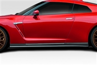 Spoiler - Extreme Dimensions Eros Version 1 Side Skirts (R35 GT-R)
