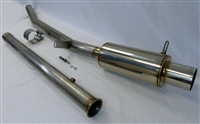 Exhaust System - ETS Evo Catback Exhaust System (Evo 8/9)