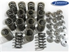 Valve Springs - Supertech Single Valve Springs w/ Titanium Retainers (DSM/Evo 8/9)