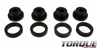 Bushings - Torque Solution Drive Shaft Carrier Bearing Support - (2G DSM)