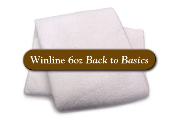 "Back to Basics 6oz - Queen 96""X108"