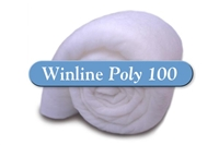 "Poly 100 Needle Punch - Full 81""X96"""