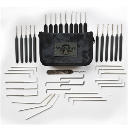 Sparrows  set Monstrum  XXL Lock Pick Set.