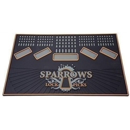 Sparrows Lock Picks  Pinning Mat