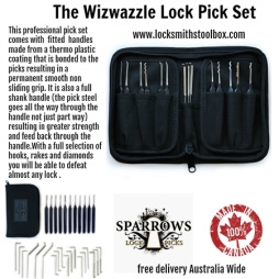 Sparrows Lock Pick Set