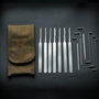 SPARROWS Tuxedo Lock Pick Set.