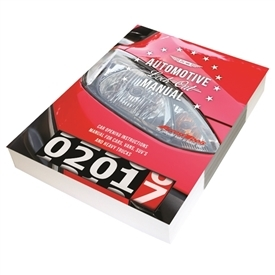 Automotive LockOut Manual  Book  2017