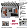 Trade LockOut Kit