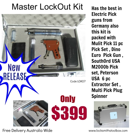 Master LockOut Kit