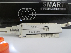 Smart Auto Pick and Decoder 2 in 1 CY24