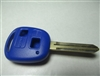 TOY 43 2 BUTTON key blank