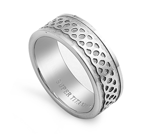 Super Titanium Ring STR-087