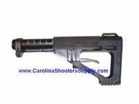 Ace Hammer M4S collapsible stock AR15 AK47 SAIGA Vepr