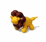 Lily The Lion Charming Pets Dog Toy Large
