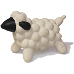 Shelly Sheep Balloon Animal Squeaky Dog Toy