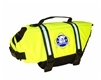 Yellow Paws Aboard Neoprene Life Jacket  Large