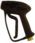 8.711-345.0 Hotsy Black Pressure Washer Trigger Gun Handle