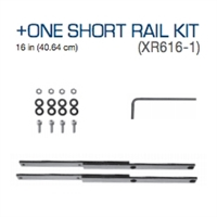 Ecotech Plus One Short Rail Kit XR616-1