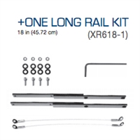 Ecotech plus One Long Rail Kit XR618-1