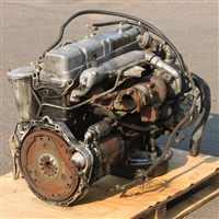 Mercedes OM617 Turbo-Diesel Motor, Runs Great!