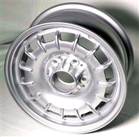 Mercedes Aluminum-Alloy Bundt Wheels 14x6 New OE, Set of 5