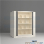 rotating secure file shelving systems, secure rotating file cabinets, office rotary shelves, Datum Ez2 Rotary Action File
