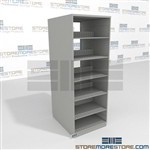 Law Firm Shelving Legal Document File Storage Wall Unit