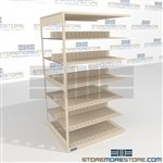 Free Standing Storage Shelves Litigation Document Filing