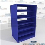 Adjustable Law Firm Shelves Patent Filing Storage Racks