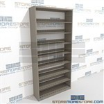 Modifiable Letter Sized Medical Record Shelving Medical Office File Shelf
