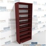 Law Firm File Shelving Legal Case Files Closed End Panels