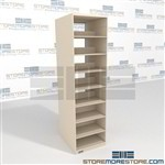 Law Firm Office filing Storage Shelves Case Document Racks