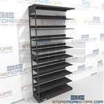 Law Firm Adjustable File room Shelving Open Type Shelving