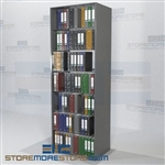 Medical Charts Filing Racks Workbook Records Shelving 7 Openings