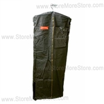 Garment Bags for Hanging Clothes Uniform Storage Ventilated Protective Bags PCHB483045IMP