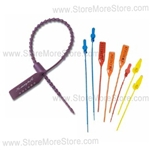 Equilok Security Seal Tie Straps, Property & Evidence Pacific Concepts