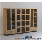 Storage Cabinets for Laboratories | Lab Supply Cabinets with Adjustable Shelves