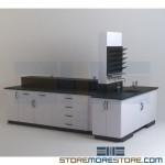 Medical Laboratory Furniture Modular Lab Research Casework Cabinets Made in USA